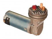 Diaphragm compressor